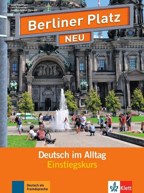 Afbeelding van Berliner Platz NEU Einstiegkurs - Komplette Neubearbeitung