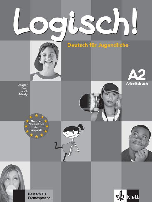 Afbeelding van Logisch! A2: Deutsch für Jugendliche