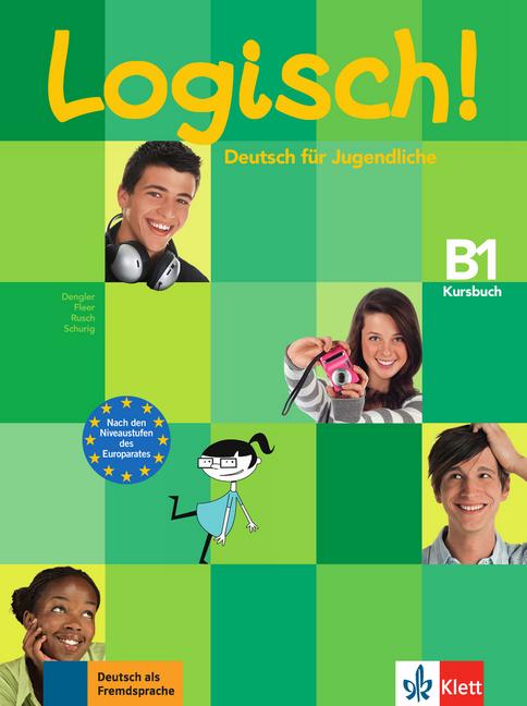 Afbeelding van Logisch! B1: Deutsch für Jugendliche