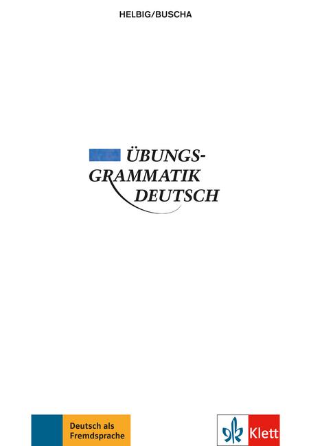Afbeelding van Übungsgrammatik Deutsch