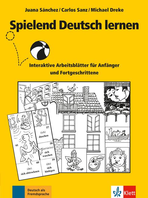 Afbeelding van Spielend Deutsch lernen