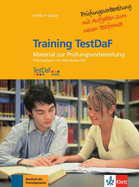 Afbeelding van Training TestDaF - Material zur Prüfungsvorbereitung