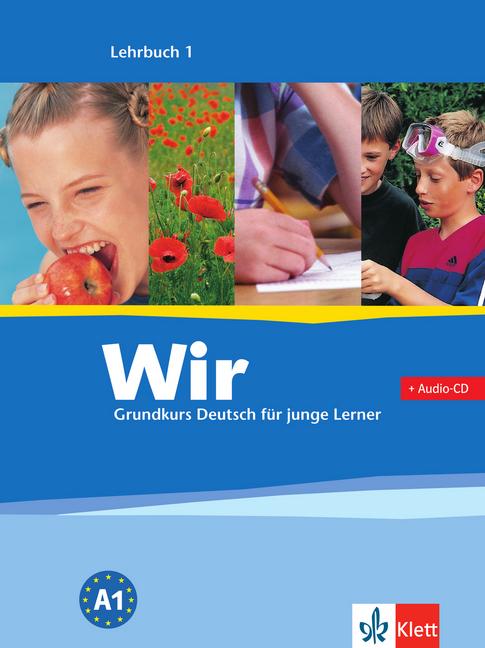 Afbeelding van Wir - Grundkurs Deutsch für junge Lerner A1