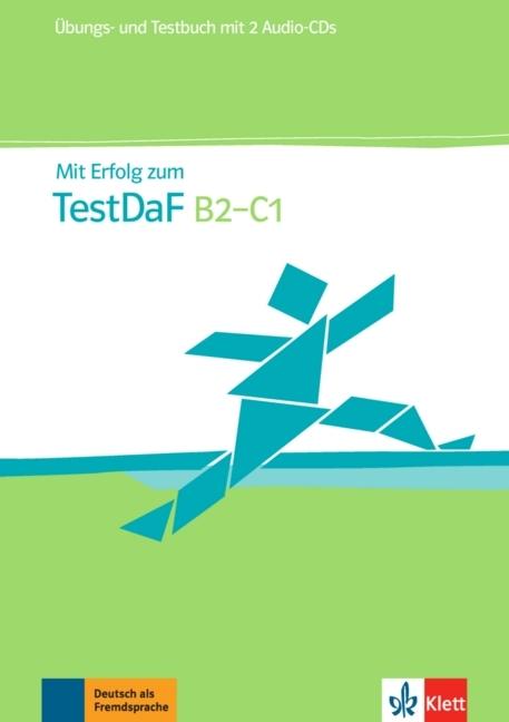 Afbeelding van Mit Erfolg zum TestDaF