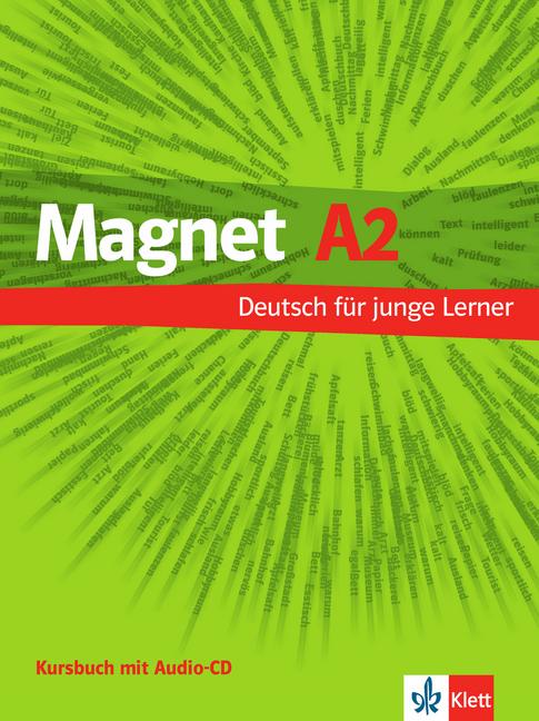 Afbeelding van Magnet A2 - Deutsch für junge Lerner