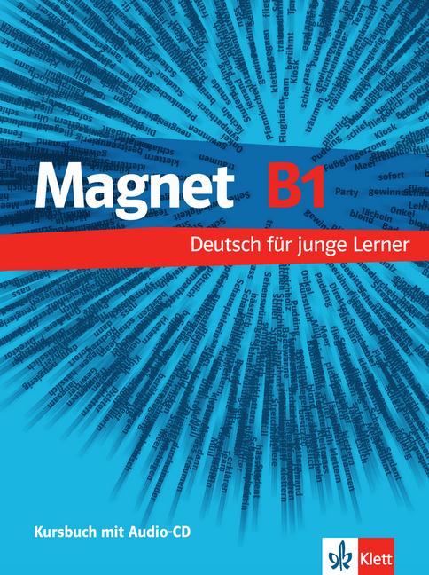 Afbeelding van Magnet B1 - Deutsch für junge Lerne