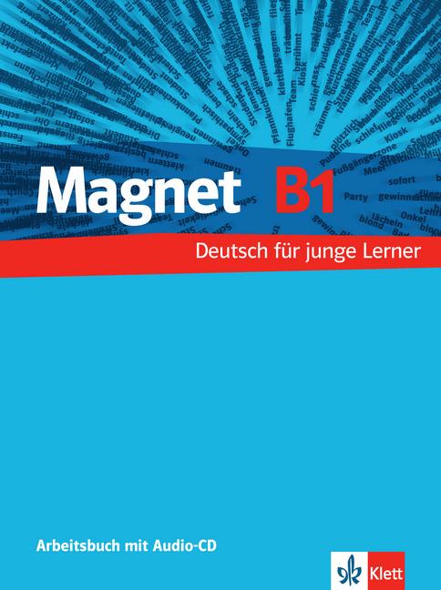 Afbeelding van Magnet B1 - Deutsch für junge Lerner