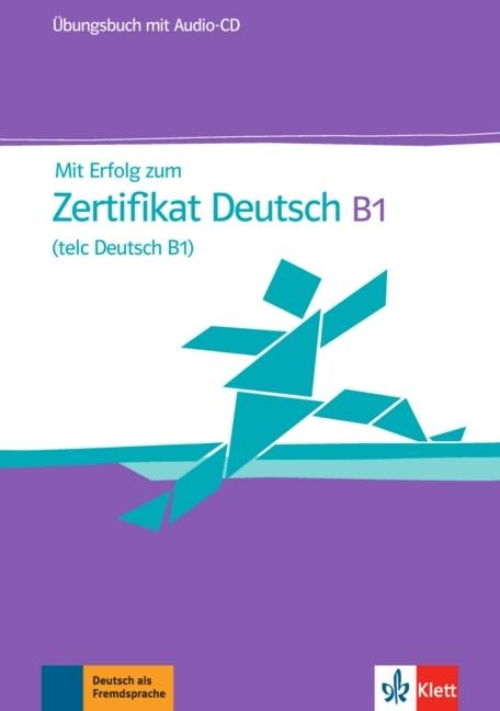 Afbeelding van Mit Erfolg zum zertifikat Deutsch B1