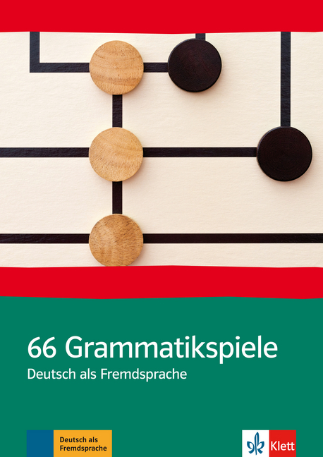 Afbeelding van 66 Grammatikspiele Deutsch