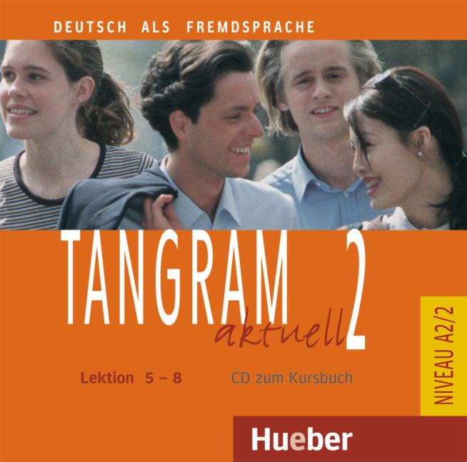 Afbeelding van Tangram aktuell 2: Lektion 5-8