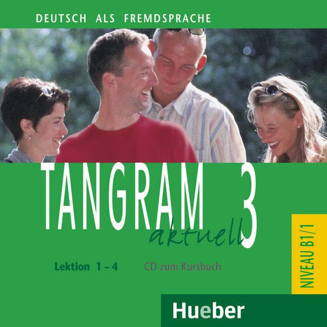 Afbeelding van Tangram aktuell 3: Lektion 1-4