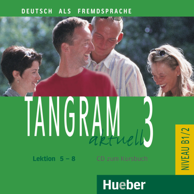 Afbeelding van Tangram aktuell 3: Lektion 5-8