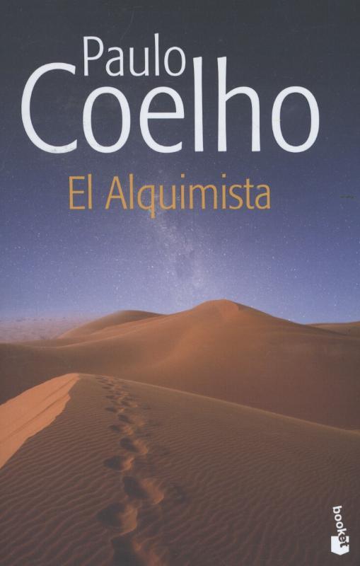 Afbeelding van El Alquimista