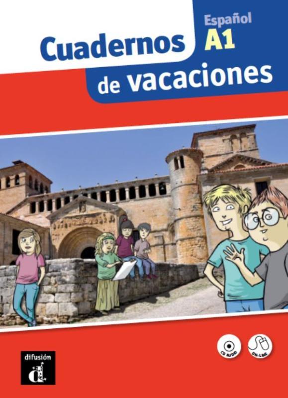 Afbeelding van Cuadernos de vacaciones A1