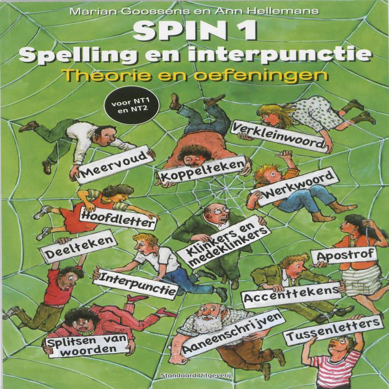 Afbeelding van Spelling en Interpunctie