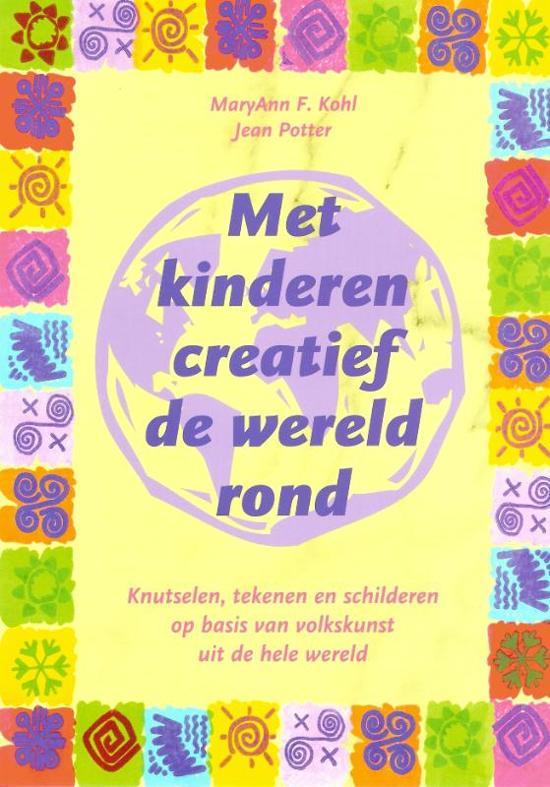 foto van Met kinderen creatief de wereld rond