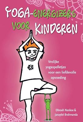 foto van Yoga-energizers voor kinderen