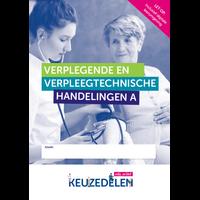 Afbeelding van Keuzedeel Verplegende en verpleegtechnische handelingen A | combipakket