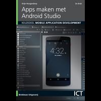 Afbeelding van Mobile application development (K0497) / Apps maken met Android Studio