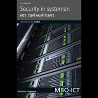 Afbeelding van Security in systemen en netwerken (K0400/K0444)