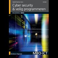 Afbeelding van Veilig programmeren (K0501) / Cyber security & veilig programmeren