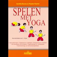 foto van Spelen met yoga