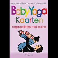 foto van Baby Yoga Kaarten