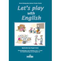 foto van Let's play with English